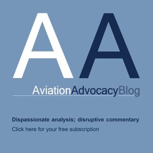 Aviation Advocacy ad