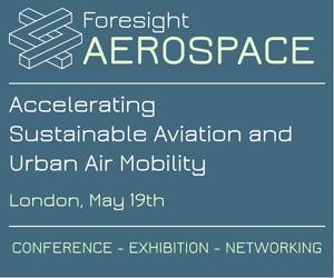Foresight aerospace advert
